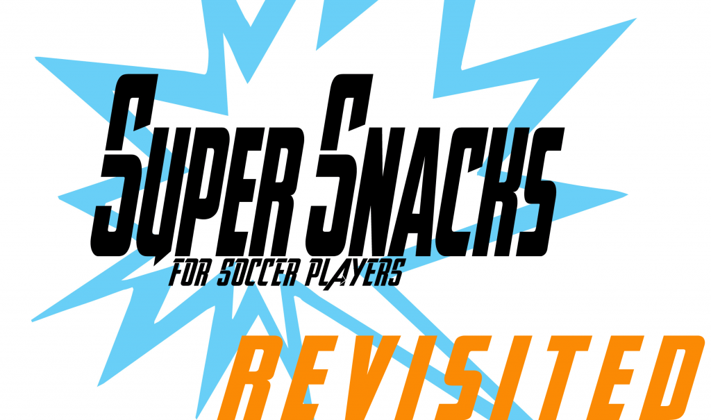 Want to know what happened when fruit was suggested for post-game snacks? Nothing noteworthy, except kids eating fruit after soccer games. Download your Super Snacks flyer at Don't Panic Mom.