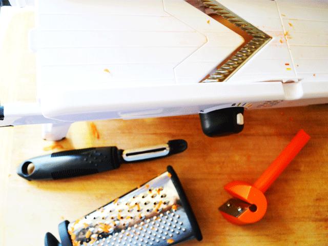 Carrot-Tools