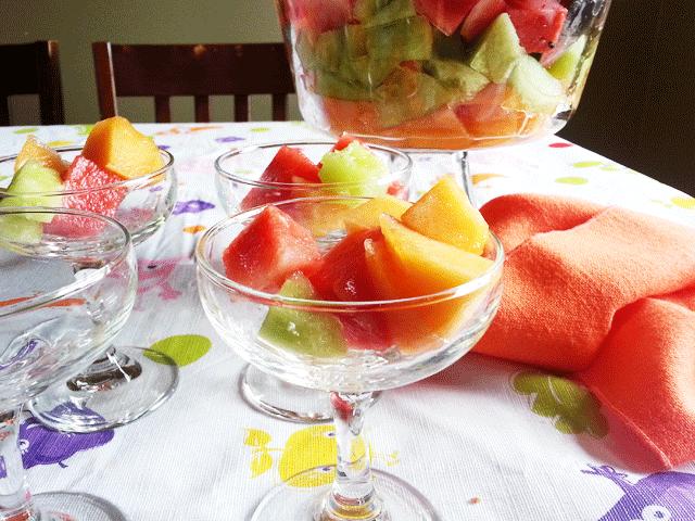 Fruit-Trifle