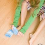 sock mopping