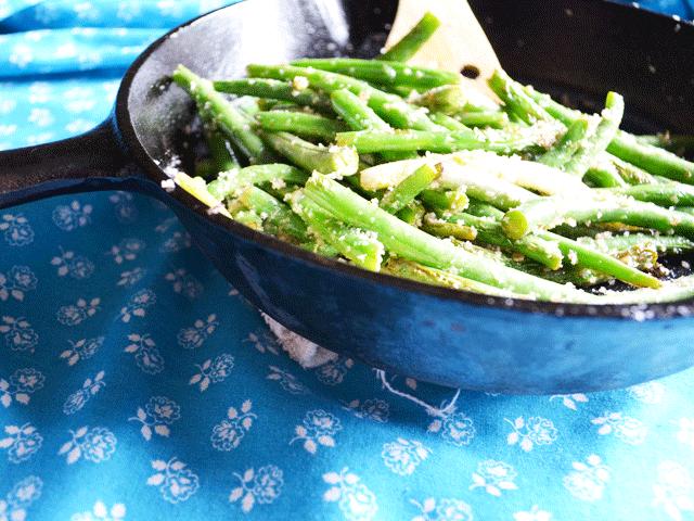 Perfect-Garlic-Green-Beans
