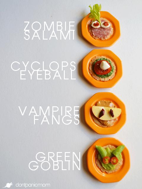 Halloween-Monsters