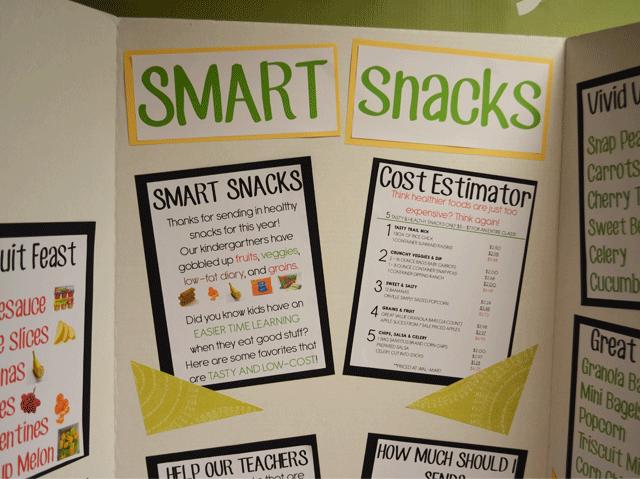 Smart-Snacks-Board