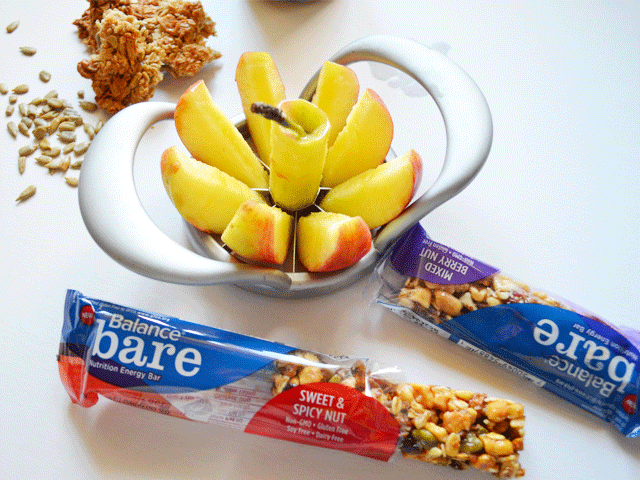 Portable Power Snacks for work, sports, or travel | Don't Panic Mom