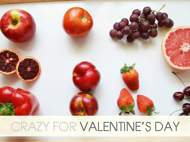 Crazy for Valentine's Day