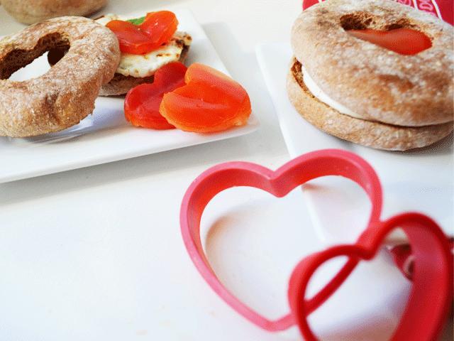 Melt My Heart Sandwich
