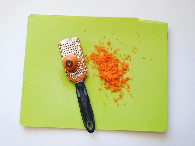 Carrot Sprinkles