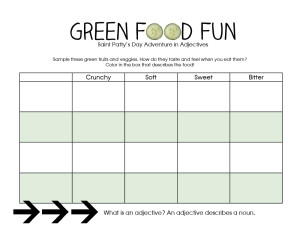 Green Food Fun with Images_NO text