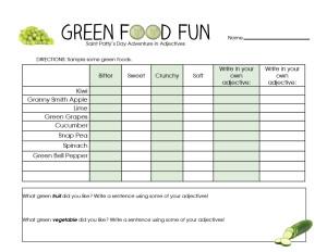 Green Food Fun_SentencePrompt