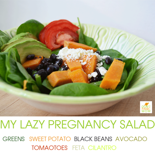 Easy Black Bean and Sweet Potato Salad