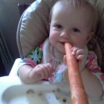 carrot teether