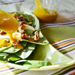 Honey-mustard-on-Salad