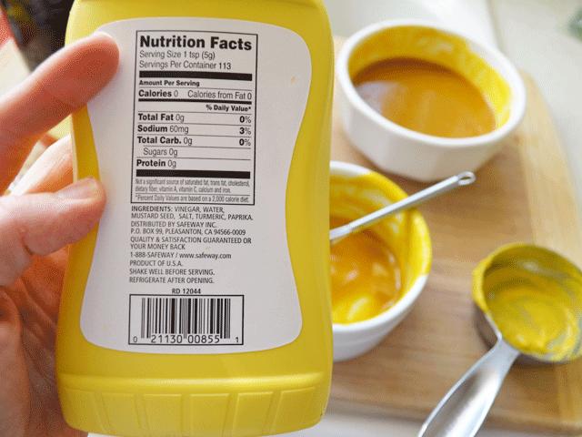 mustard-ingredients