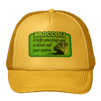 broccoli hat