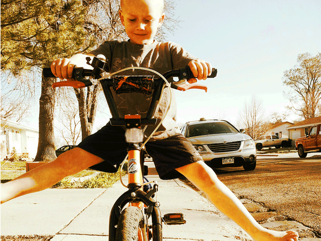 Phin-on-Bike