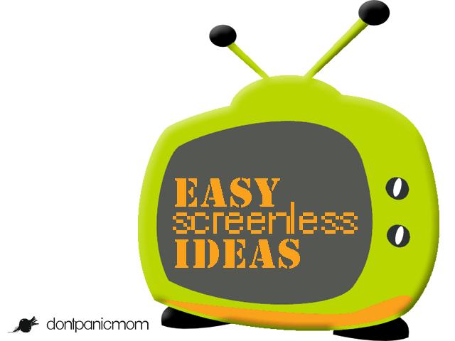 screen-free