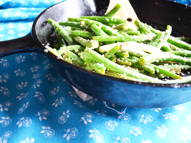 Perfect-Garlic-Green-Beans