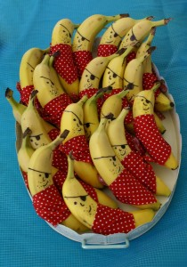 Cheeky Pirate Bananas