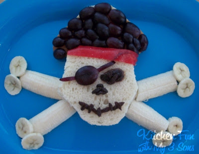 Pirate Sandwich