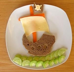 Sandwich Ship
