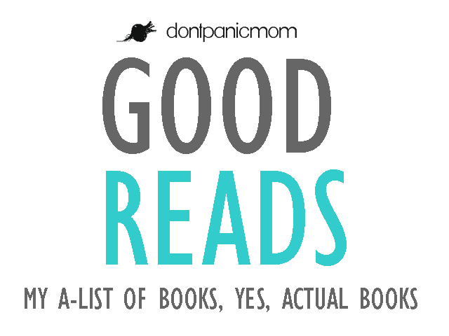 Health books that are worth your time! Get the list from Don't Panic Mom.