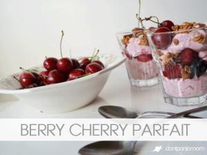 Berry-Cherry-Parfait