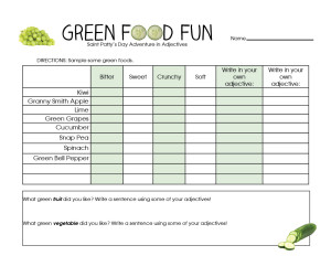 Green Food Fun_SentencePrompt